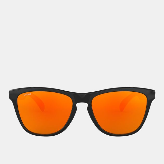 85b968ae41 Oakley Frogskins™ Valentino Rossi 46 Sunglasses - Black