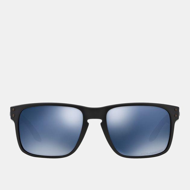 Oakley Holbrook™ Polarized™ Sunglasses - Black 67209410f