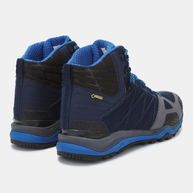 half off f529a cd399 Shop Blue The North Face Ultra Fastpack II Mid GTX Shoe for ...