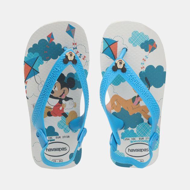 Havaianas Kids' Baby Mickey and Minnie Sandal