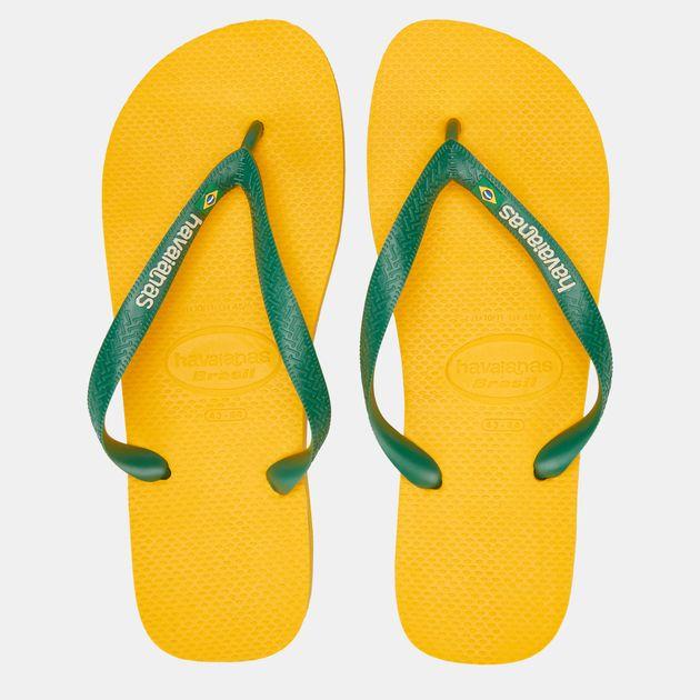 ffff522094b0 Havaianas Brasil Logo Flip Flops