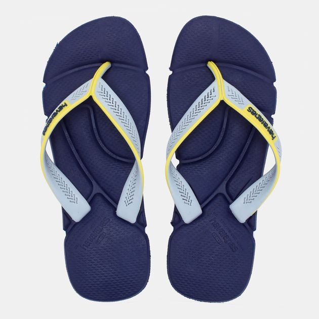 50f07e7dc Shop Blue Havaianas Power Flip Flops for Mens by Havaianas