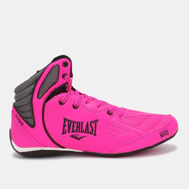 Shop Black Everlast Strike Boxing Shoe for Womens by Everlast  6e7f9b548b30
