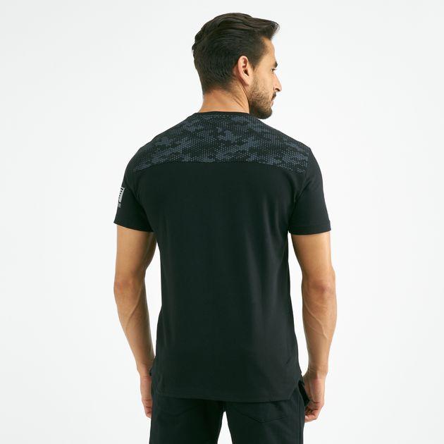 7f40bd9e81 EA7 Emporio Armani Men's Evolution Plus T-Shirt