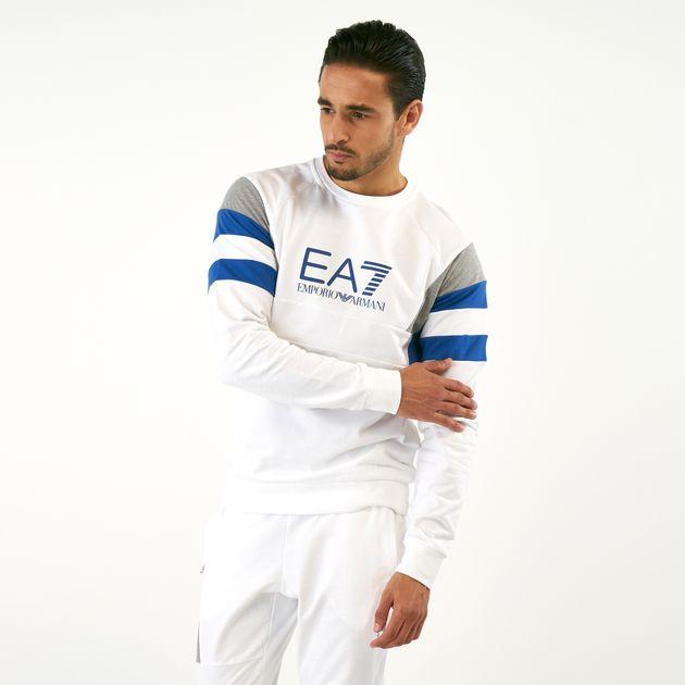 0fdcfbe1048b4d EA7 Emporio Armani Men's 7 Colour Sweatshirt | Sweatshirts | Hoodies ...