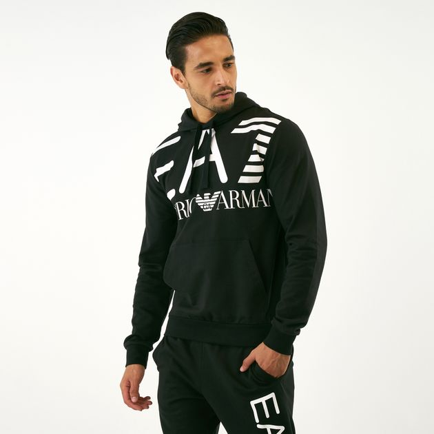 155e14c5f EA7 Emporio Armani Men's Logo Hoodie | Hoodies | Hoodies and ...