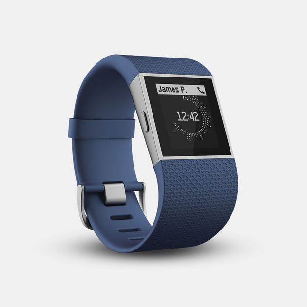 Fitbit Surge™ Fitness Super Watch - Blue