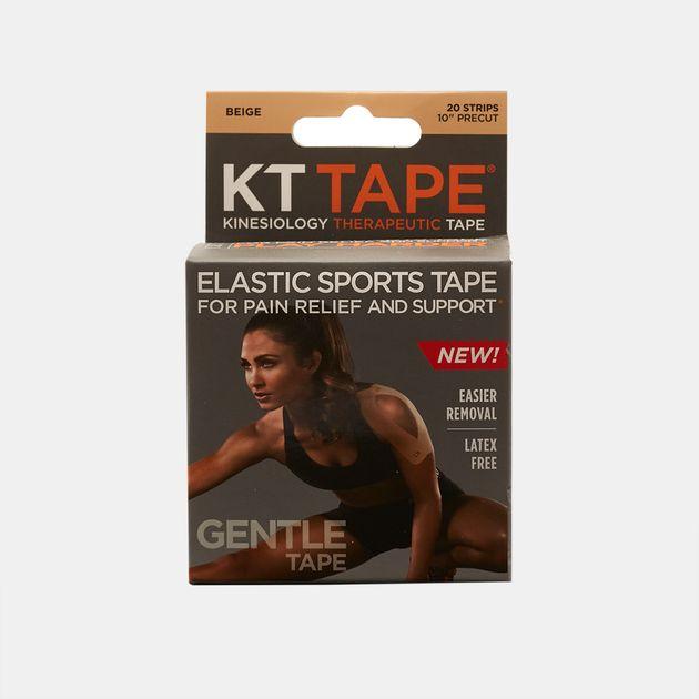 KT Tape Gentle Tape Pre-Cut 20 Strip - Beige