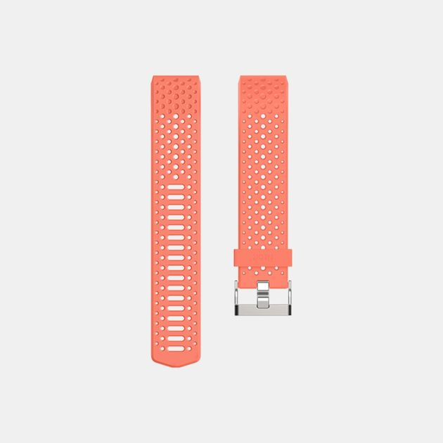 Fitbit Charge 2 Accessory Sport Band Large - Orange