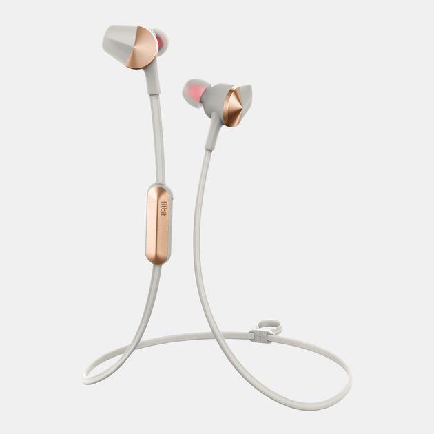 Fitbit Flyer Lunar Gray EMEA Headphones - Grey