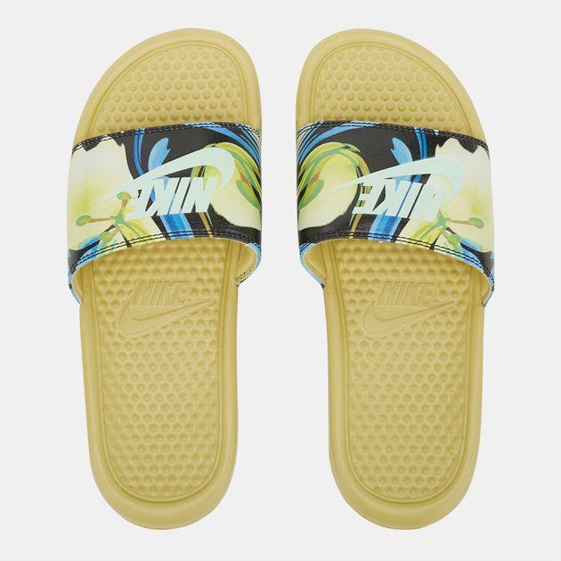 best website c2a97 2adc0 Nike Benassi Just Do It Slide Sandals | Sandals and Flip ...