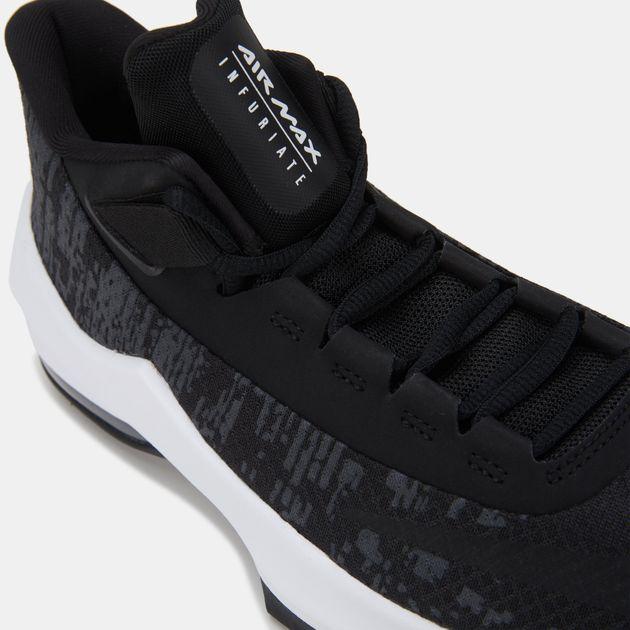 3b806f0744c28b Nike Kids  Air Max Infuriate 2 Mid Shoe (Older Kids)