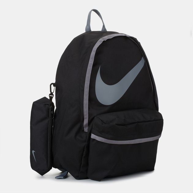 286d1e1e5a Nike Halfday Back to School Kids  Backpack - Black