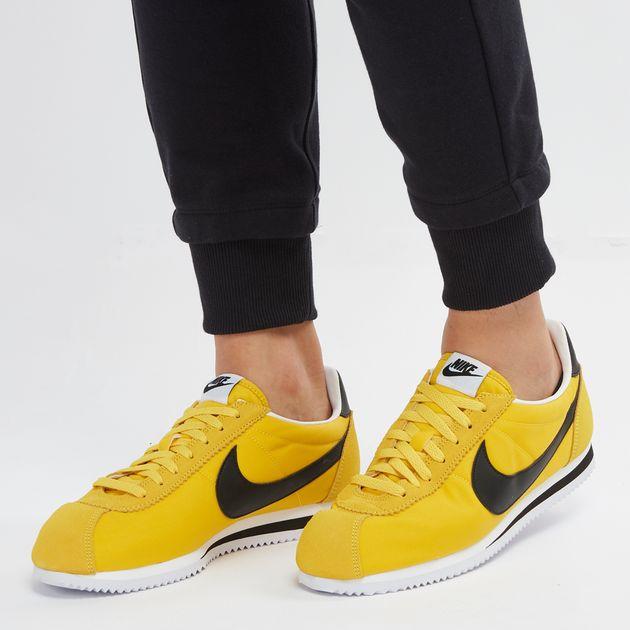 timeless design dcbe6 15d13 Nike Classic Cortez Nylon Shoe, 1142665