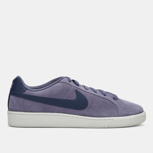 24f2db0c007e Shop Grey Nike Court Royale Suede Shoe for Mens by Nike