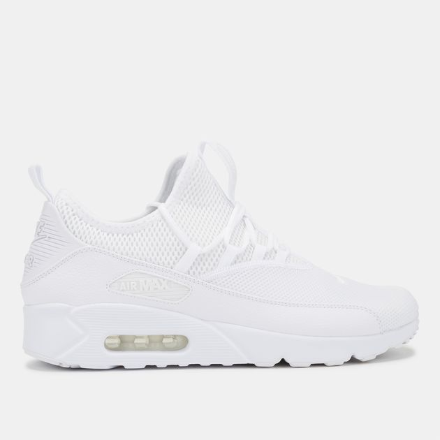 buy online 94950 b4a14 Shop White Nike Air Max 90 EZ Shoe for Mens by Nike | SSS