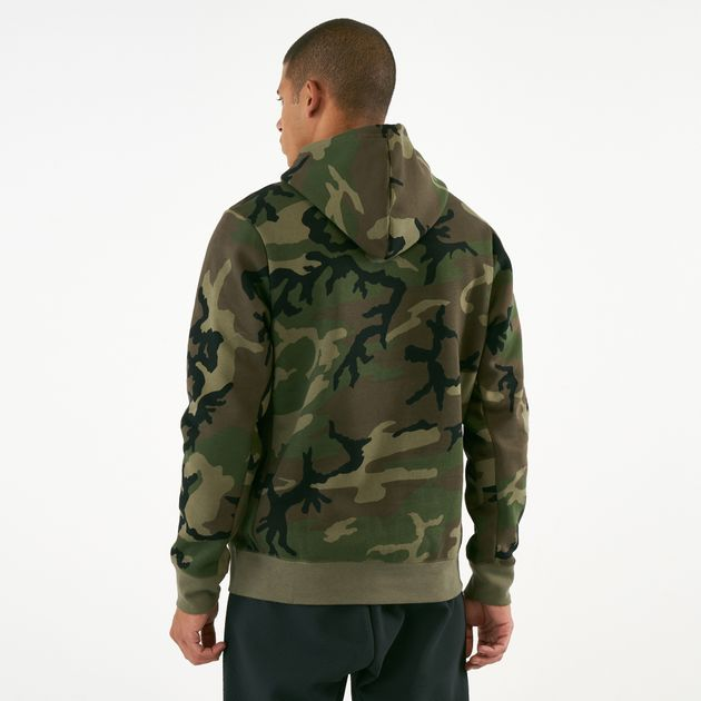 buying now best selling designer fashion Nike Men's SB Icon Camo Skate Hoodie