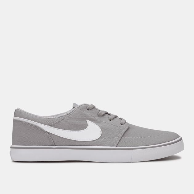 super popular 3ae8c a808a Nike SB Solarsoft Portmore 2 Canvas Shoe, 1325533