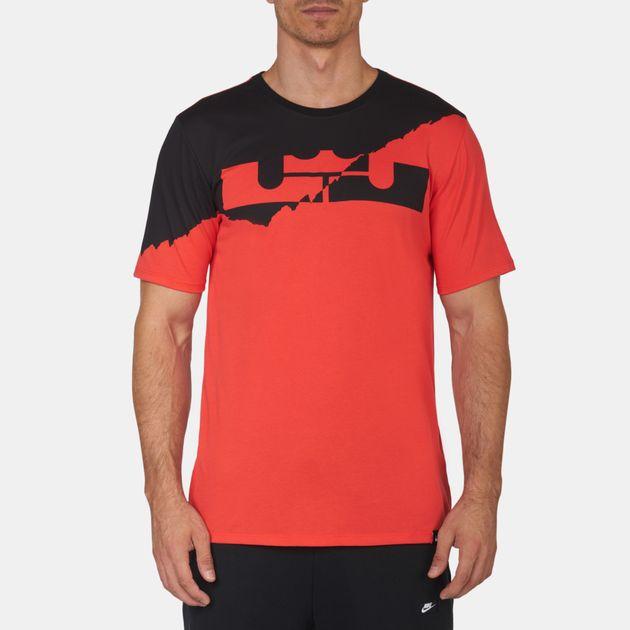 Nike LeBron Split Crown T-Shirt