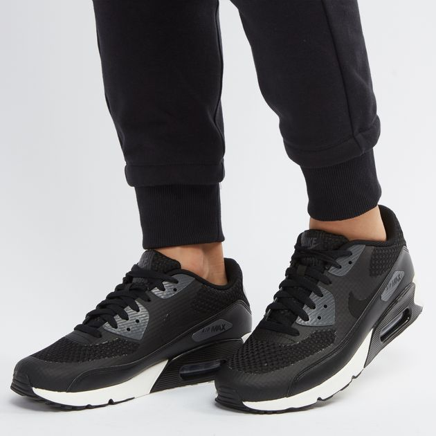 on sale 000b2 abadc Shop Black Nike Air Max 90 Ultra 2.0 Special Edition Shoe ...
