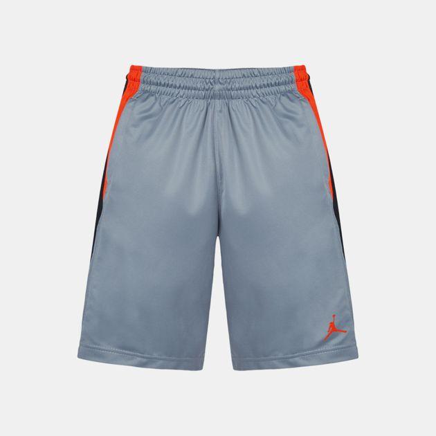 e36bb038d59 Shop Grey Jordan Takeover Basketball Shorts for Mens by Jordan   SSS