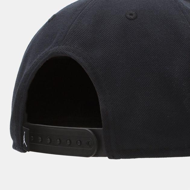 Shop Black Jordan 2 Snapback Cap for Mens by Please select a brand  371527854f1