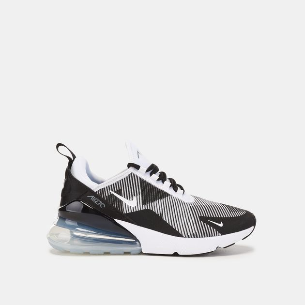 Nike Kids' Air Max 270 Jacquard Shoe (Grade School)