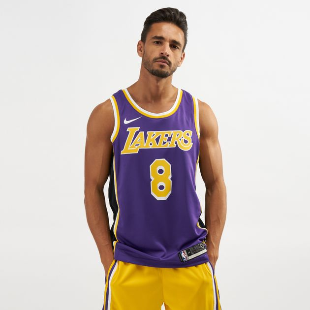 low cost 43ab4 40647 Nike NBA Los Angeles Lakers Kobe Bryant Swingman Jersey