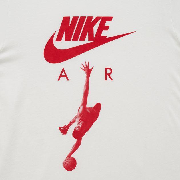 ab576c12e17c Nike Air Kids  Sportswear Photo T-Shirt (Older Kids)