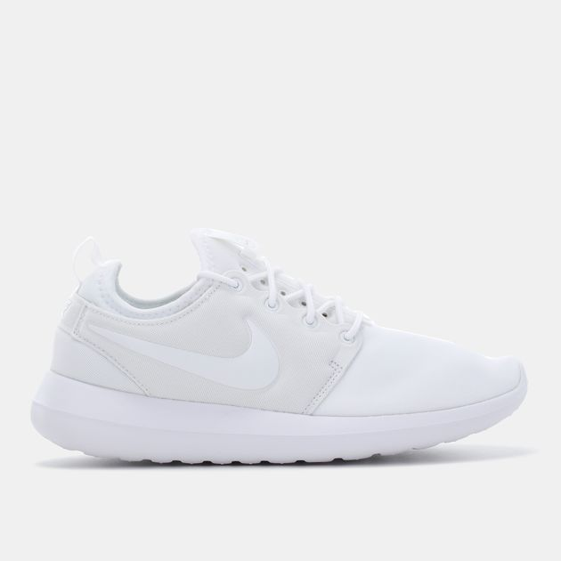 3efc861a89f2b Shop White Nike Roshe Two Shoe for Womens by Nike