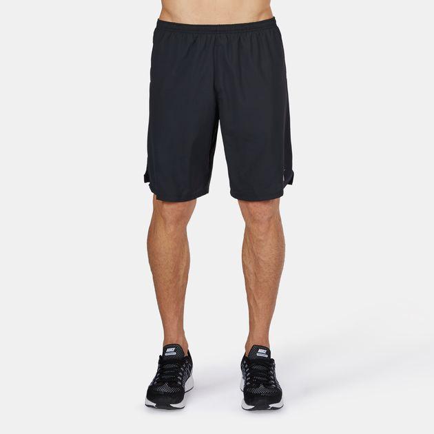 "Nike 9"" Phenom 2-in-1 Running Shorts"