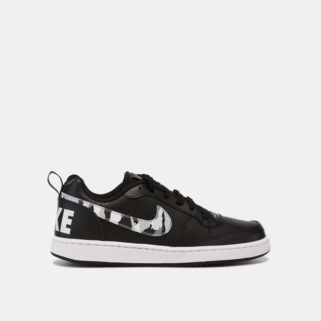 Nike Kids' Court Borough Low Shoe (GS)