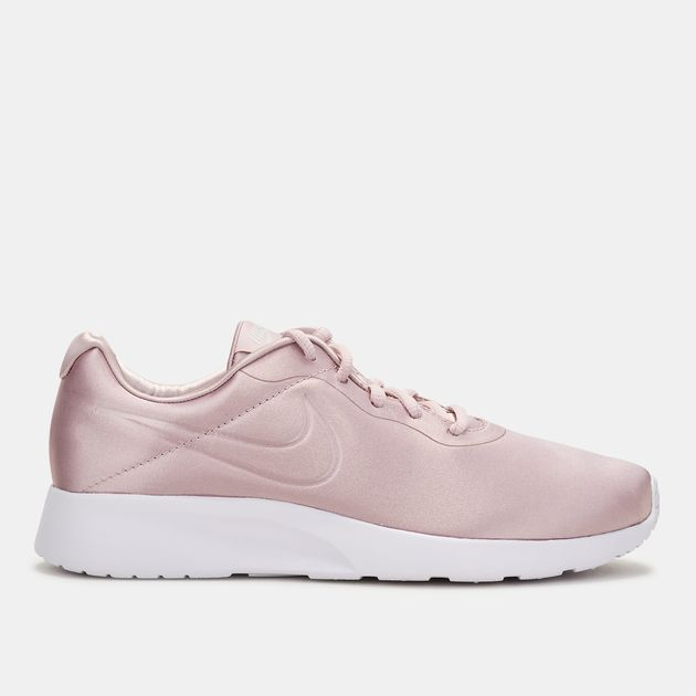 Shop Pink Nike Tanjun Premium Shoe for Womens by Nike | SSS