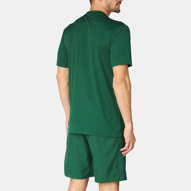buy popular 03ddf d8683 Shop Green Nike Saudi National Football Team Jersey T-Shirt ...