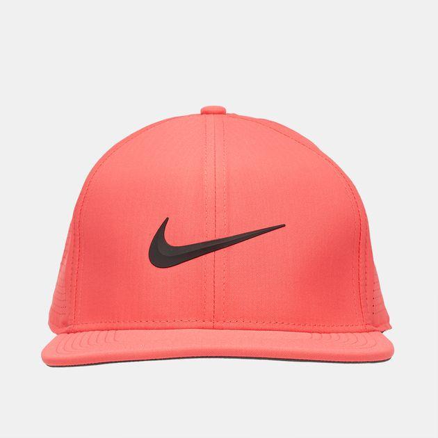 Nike Golf Aerobill Pro Cap - Pink 3a9a30576c4e