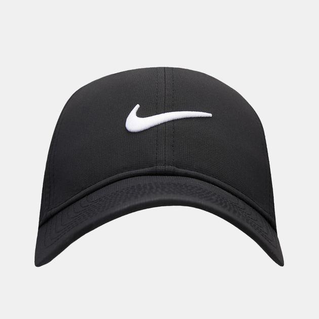 super popular ebfc8 7e5b0 Nike Golf Legacy 91 Adjustable Cap - Black, 1510259