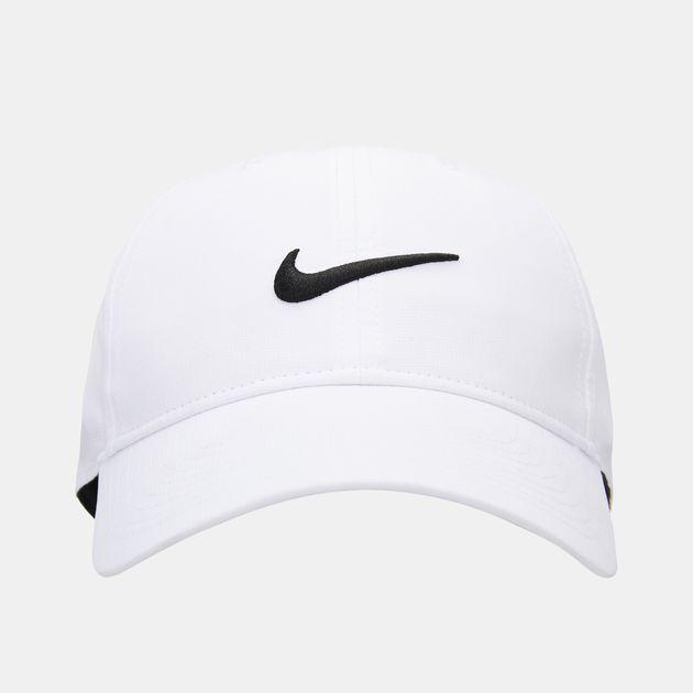 best service 6d9a7 2009d Nike Golf Legacy 91 Adjustable Cap - White, 1510271