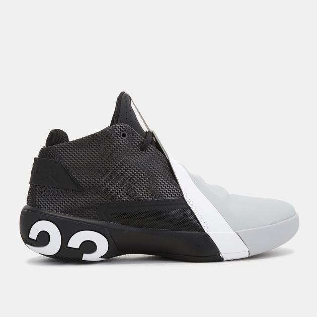 ab710c17093b21 Jordan Ultra.Fly 3 Basketball Shoe - Grey
