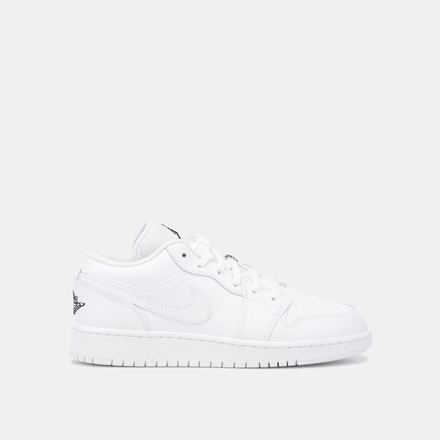 6f62d0ea6df234 Jordan Kids  Air Jordan 1 Low Shoe (Older Kids)