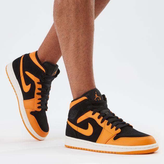 brand new c38a8 60966 Black Jordan Air Jordan 1 Mid Shoe | Sneakers | Shoes ...