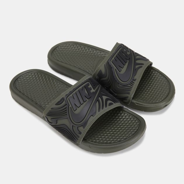 dde93213167e Nike Men s Air Benassi JDI SE Slides
