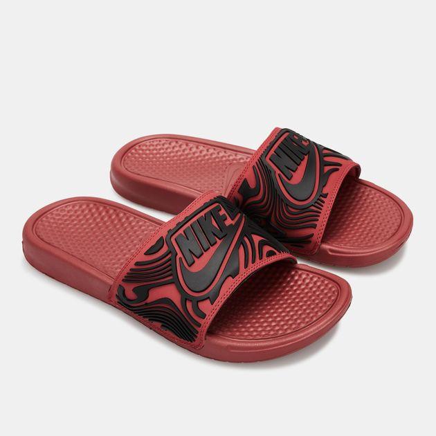 feb97e3f0a5 Nike Men s Benassi JDI SE Slides