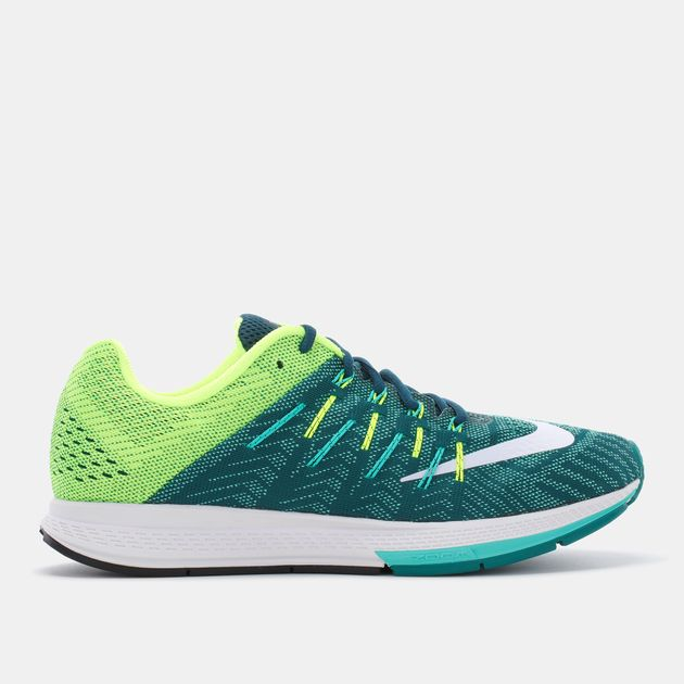 cheap for discount b74b5 bc4e4 Shop Green Nike Air Zoom Elite 8 Running Shoe for Mens by ...