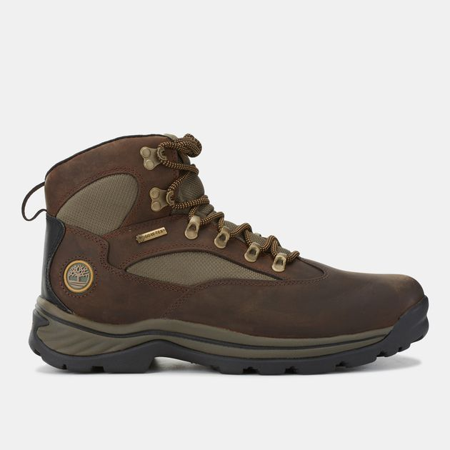 4849a9ec69b Shop Brown Timberland Chocorua Trail Mid Waterproof Hiking Boot for ...