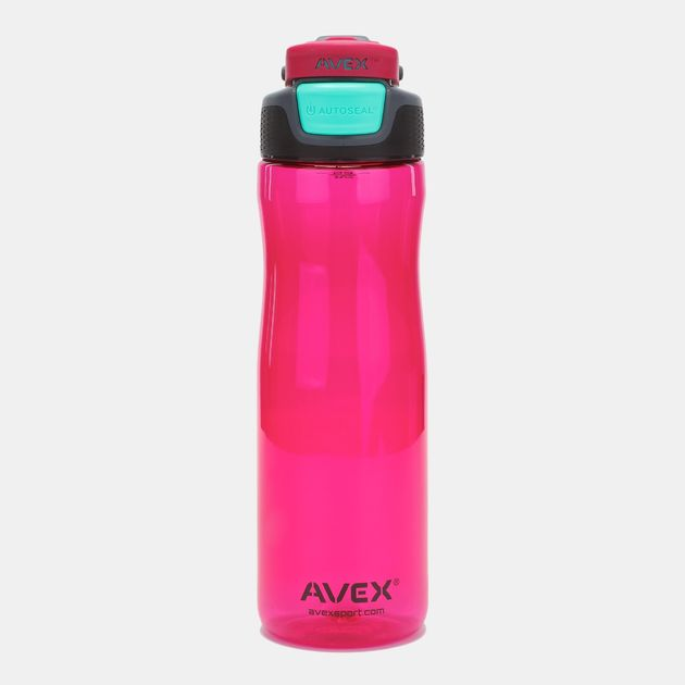 Avex Autoseal® Stainless Water Bottle - Purple