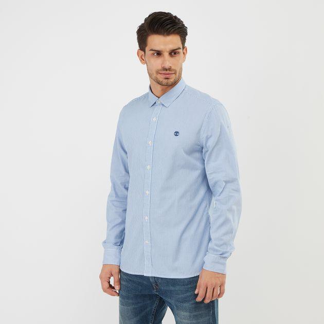 Timberland Milford Stripe Oxford Shirt