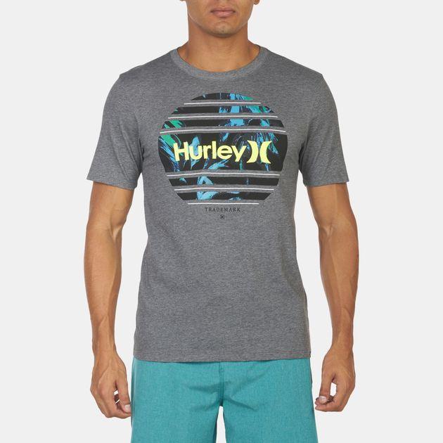 Hurley Dri-FIT Palm Horizon T-Shirt