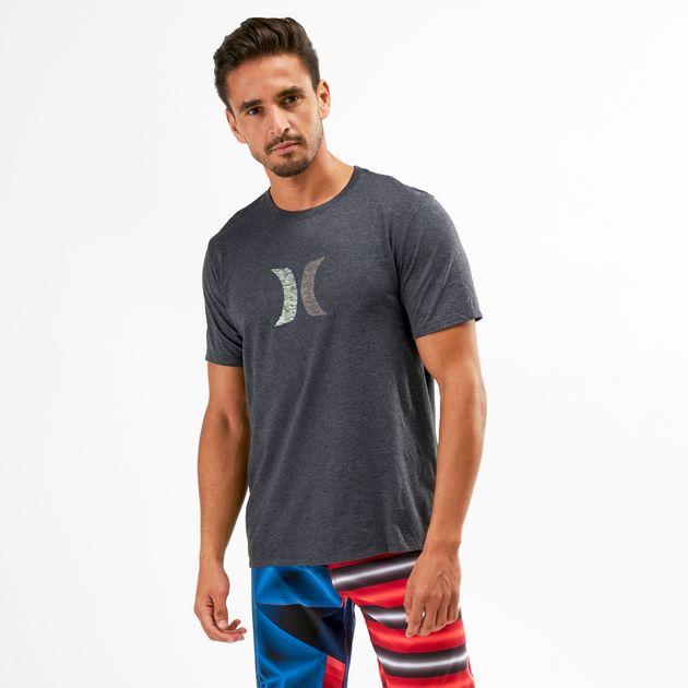 523e6f71ae Hurley Icon Push Through T-Shirt | T-Shirts | Tops | Clothing ...