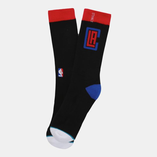 Stance Clippers Arena Logo Socks
