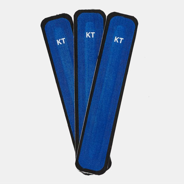 KT Tape KT Flex Reinforced Knee Support (8 Strips) - Black